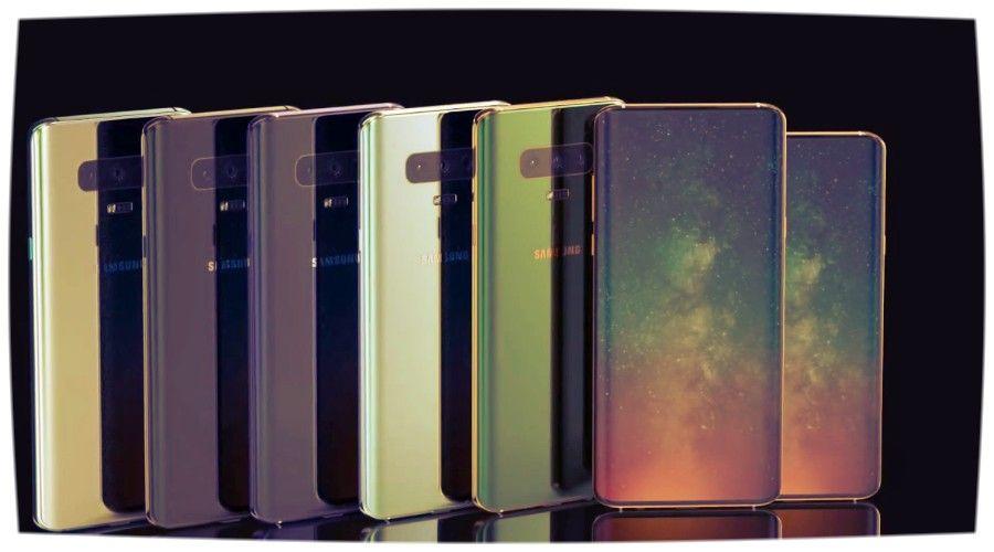 01 Obzor Smartfona Samsung Galaxy S10 Plus