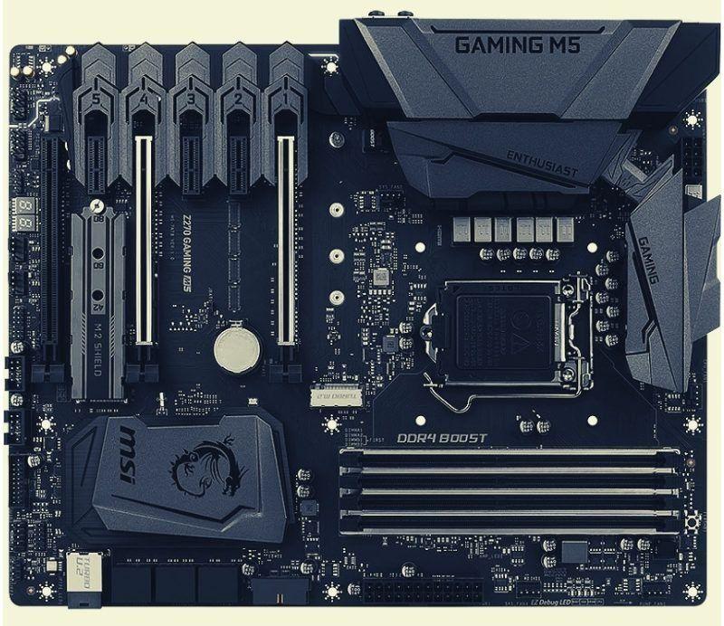012 MSI Z270 Gaming M5 E1547385984545