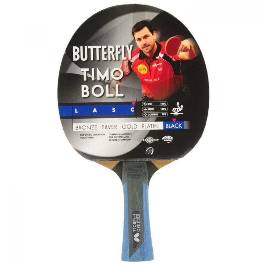 0 Timo Boll Black Wakaba Table Tennis Bat 1200x1200 1 1024x1024