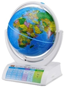 2 Globus Politicheskij Oregon Scientific Interaktivnyj Explorerar