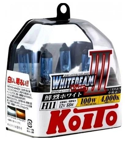 3 Koito Whitebeam Iii