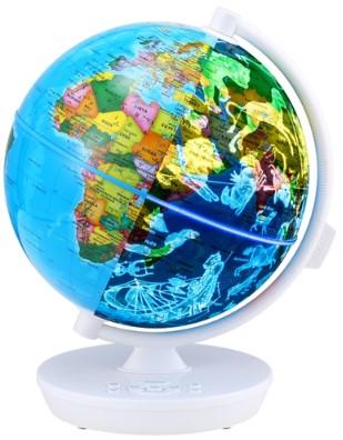 6 Globus Oregon Scientific Interaktivnyj Globus Nochnik Mif S Dopolnennoj Realnostyu