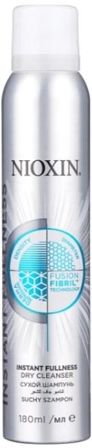 6 Nioxin Instant Fullness Dry Cleanser