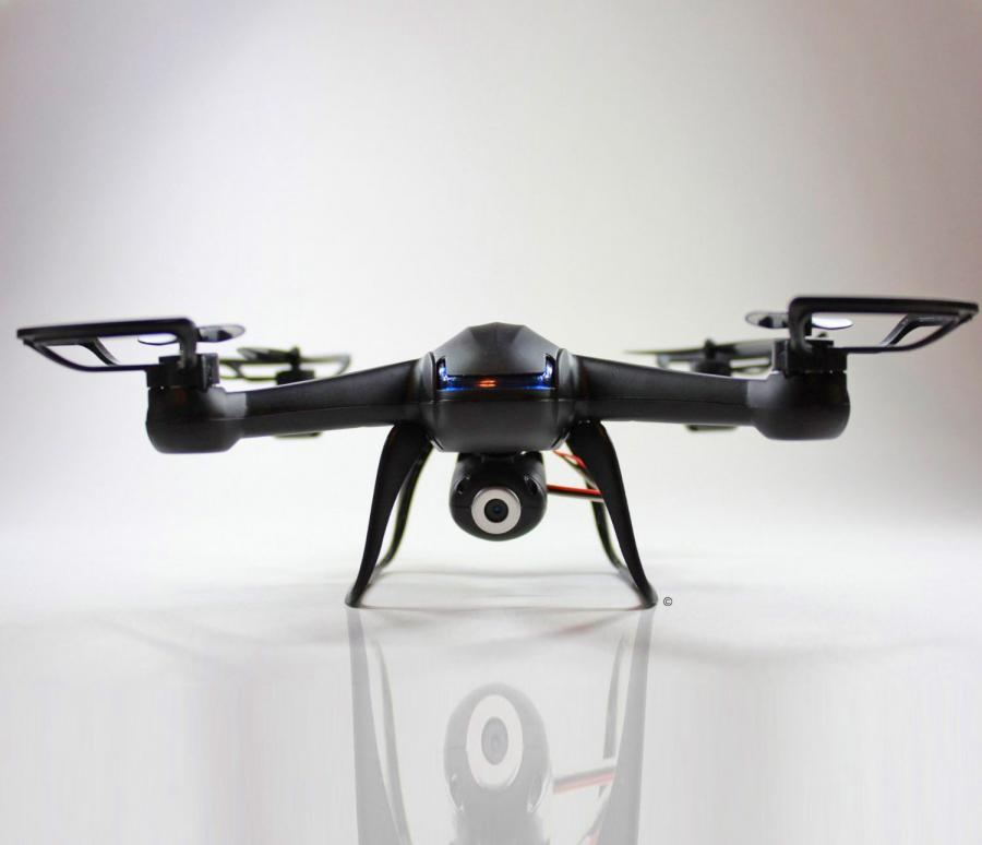 76 Off This Quadcopter Drone With A 6 Axis Gyro And An Hd Camera Onboard 0
