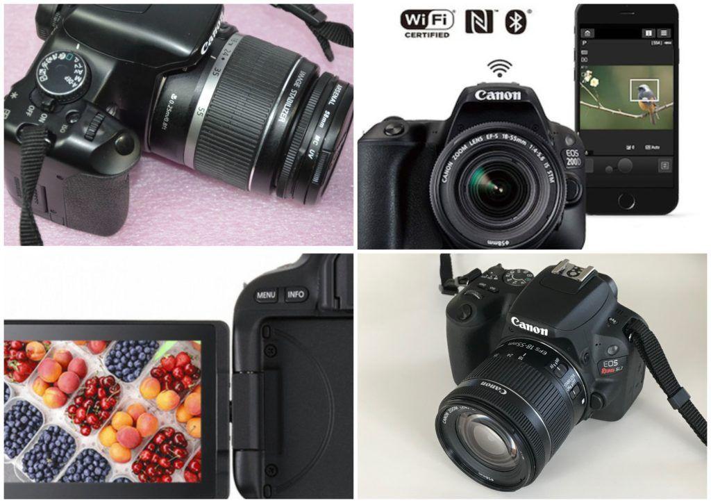 Canon EOS 200D Kit 1024x724