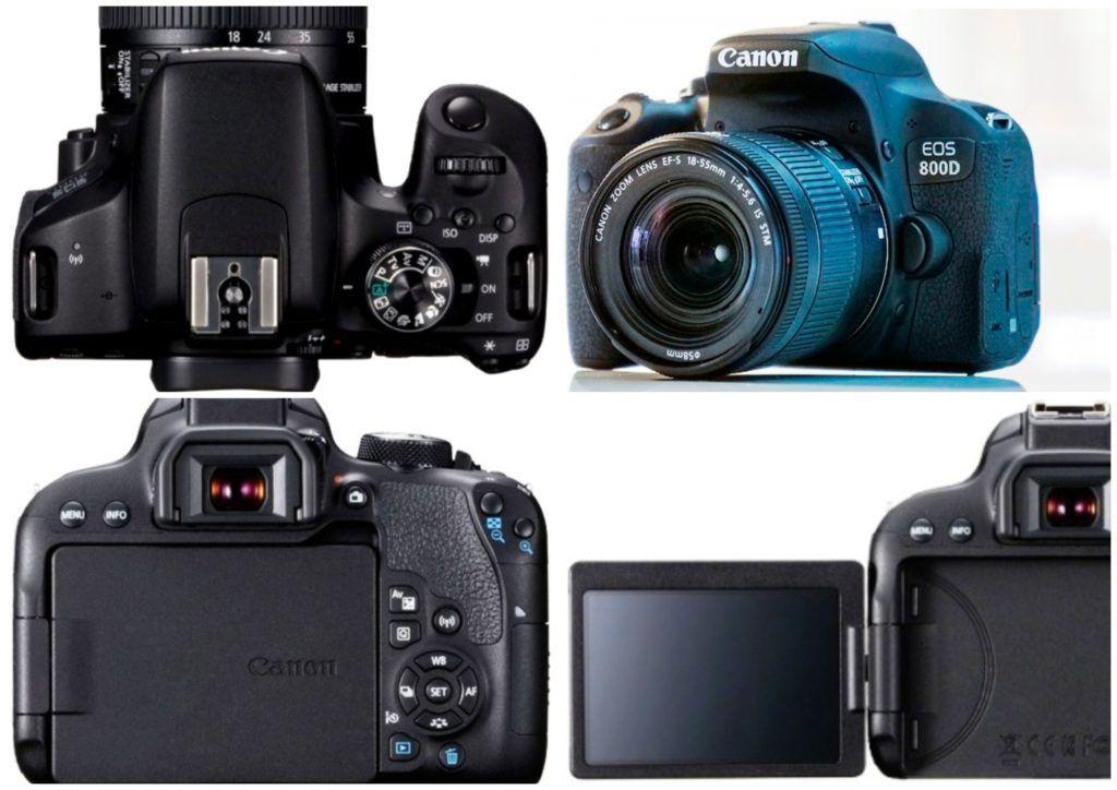 Canon EOS 800D Kit 1024x724
