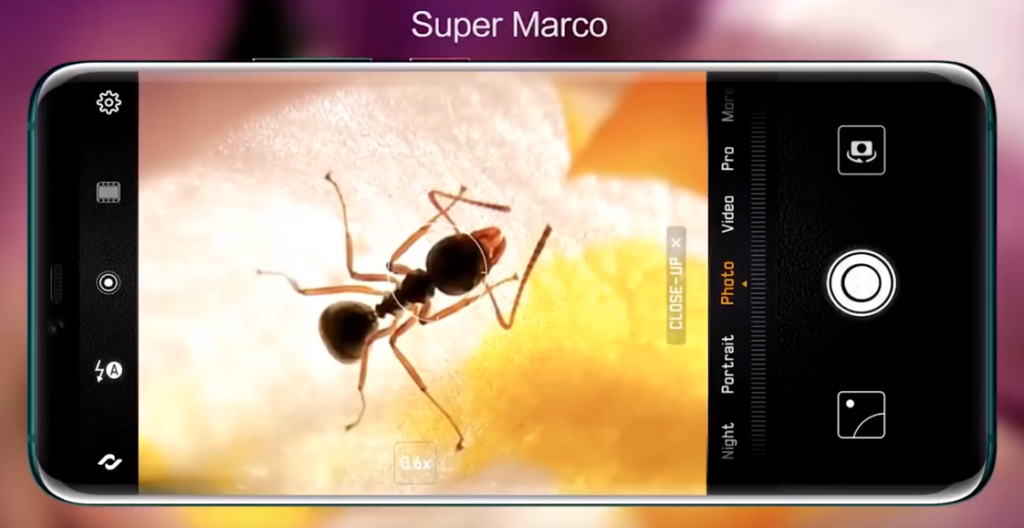 HUAWEI P30 Design Speceifications YouTube Opera 1024x528