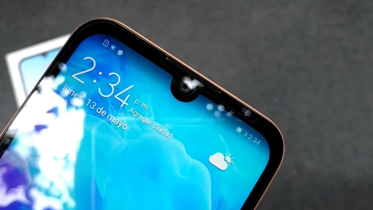 Huawei Y5 2019 10