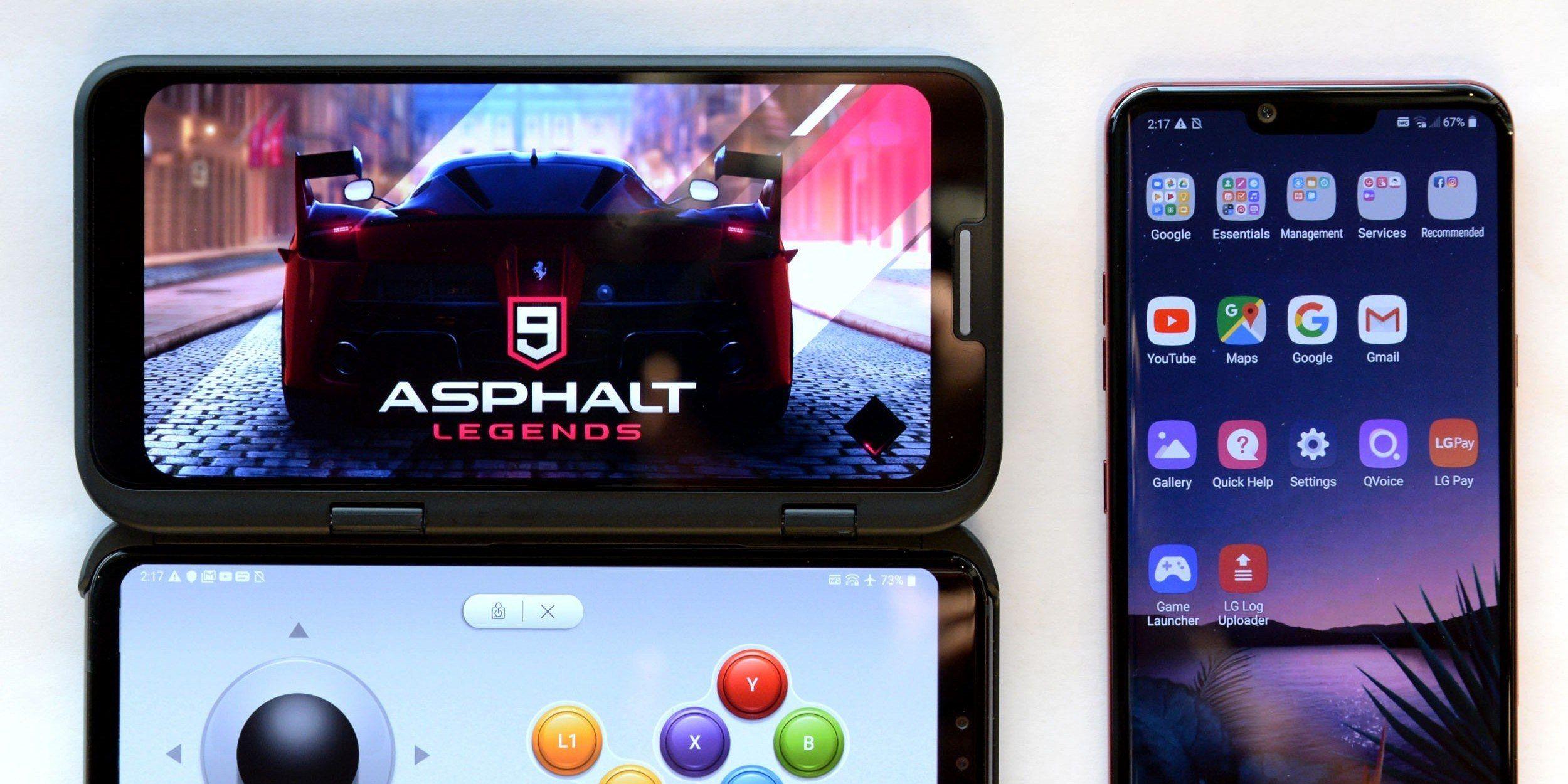 LG V50 ThinQ Dual Screen G8