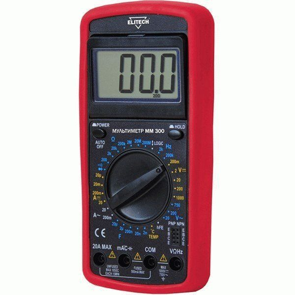Multimetr Elitech MM300