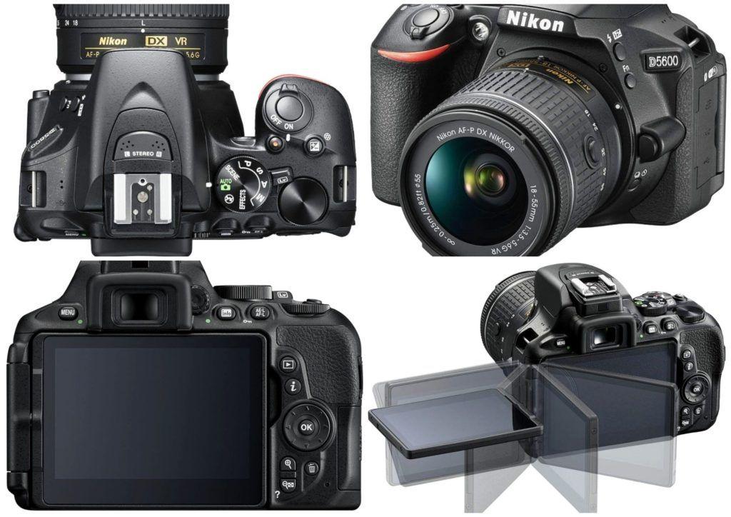 Nikon D5600 Kit 1024x724