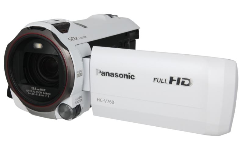 Panasonic HC V760 E1548760662827