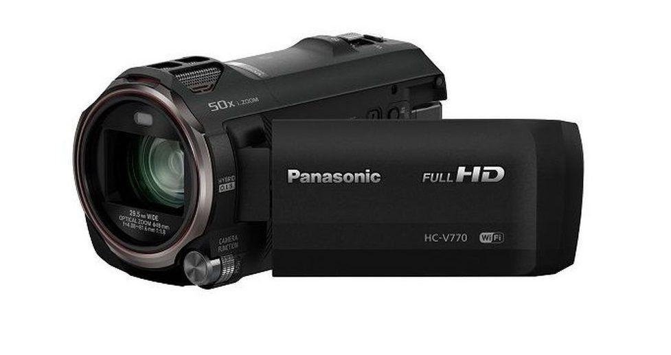 Panasonic HC V770 E1548760947180