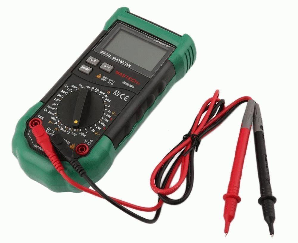 Professional Multimeter MS8269 MASTECH E1509304336953