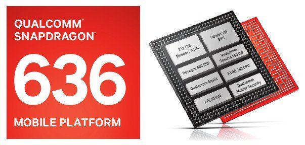 Qualcomm Snapdragon 636 Mobile Platform