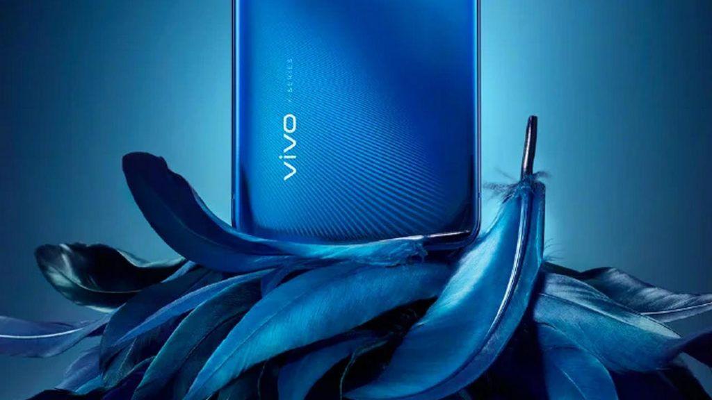 Vivo X27 Blue Feather Banner 1024x576