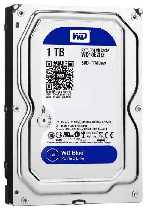 Western Digital WD Blue Desktop WD10EZRZ