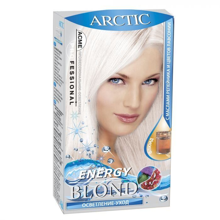 Acme Professional Arctic Energy Blond