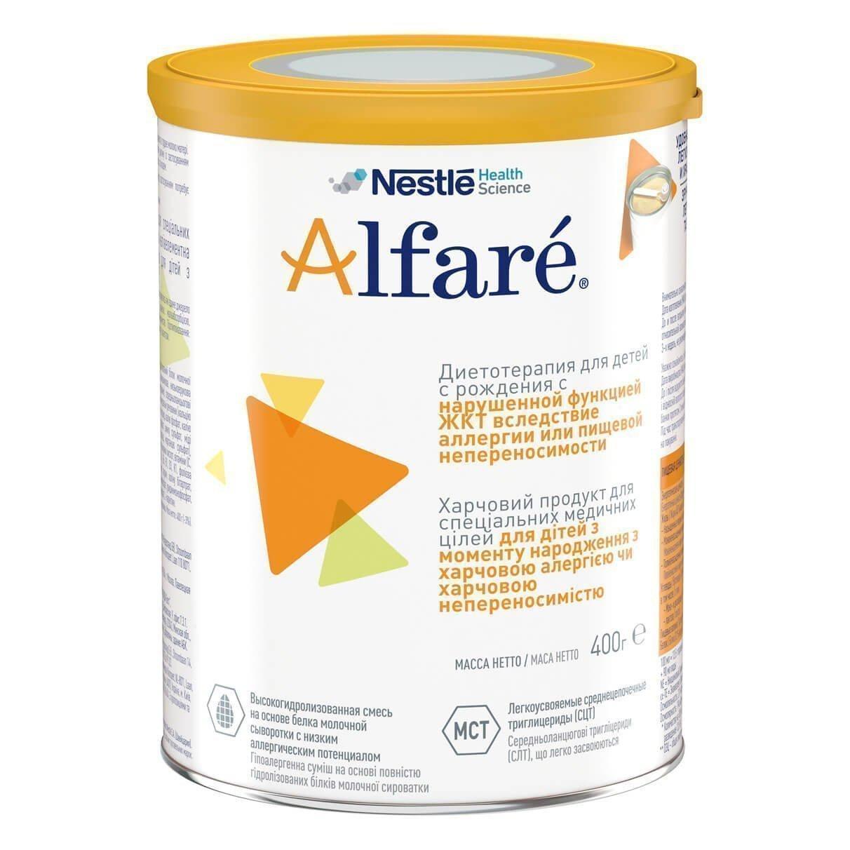 Alfare Nestle Allergy