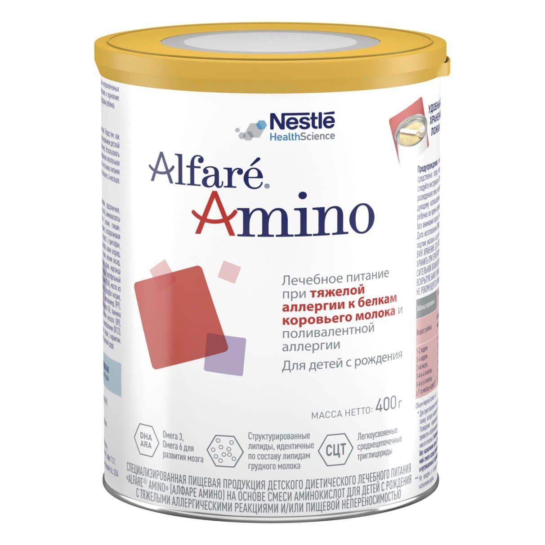 Alfare Nestle Amino