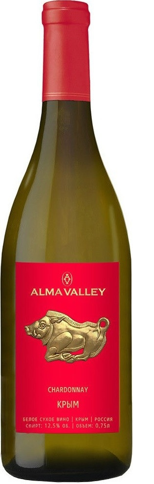 Alma Valley Shardone