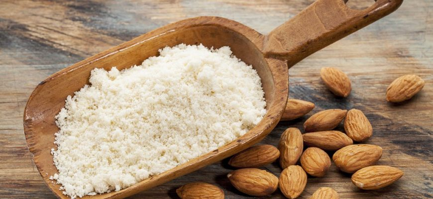 almond flour 870x400 - Топ лучшая миндальная мука.Правильный выбор