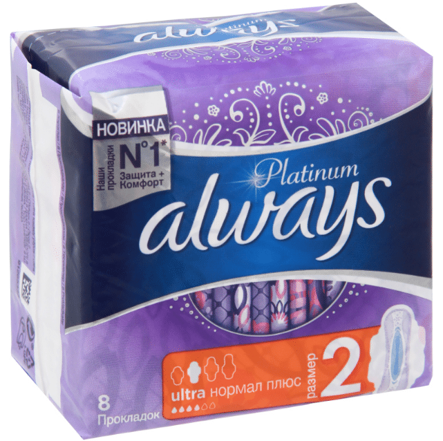 Always Platinum Ultra Normal Plus