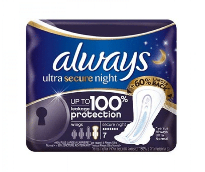 Always Ultra Night Secure