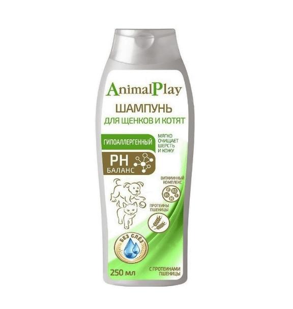 Animal Play Gipoallergennyj S Proteinami Psheniczy I Vitaminami