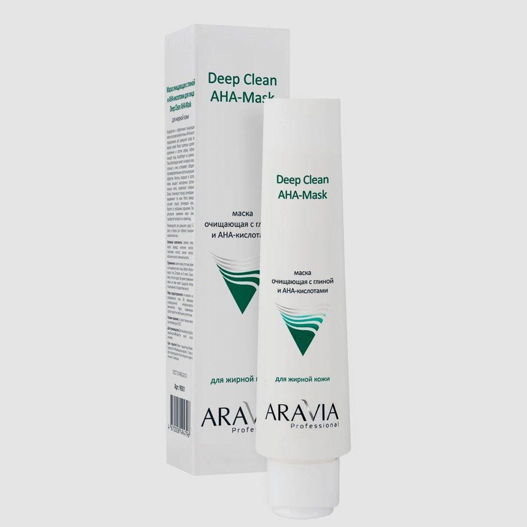 Aravia Professional Ochishhayushhaya Maska S Glinoj I Ana Kislotami 1024x1024