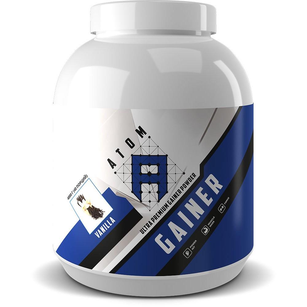 Atom Ultra Premium Gainer Powder