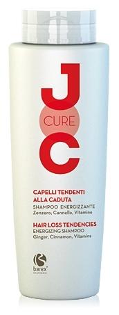 Barex Shampun Joc Cure Energizing Protiv Vypadeniya Volos S Imbirem Koriczej I Vitaminami