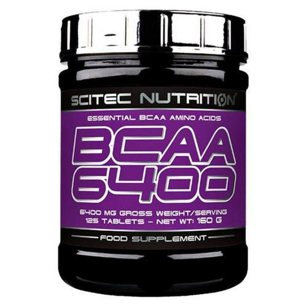 Bcaa Scitec Nutrition Bcaa 6400