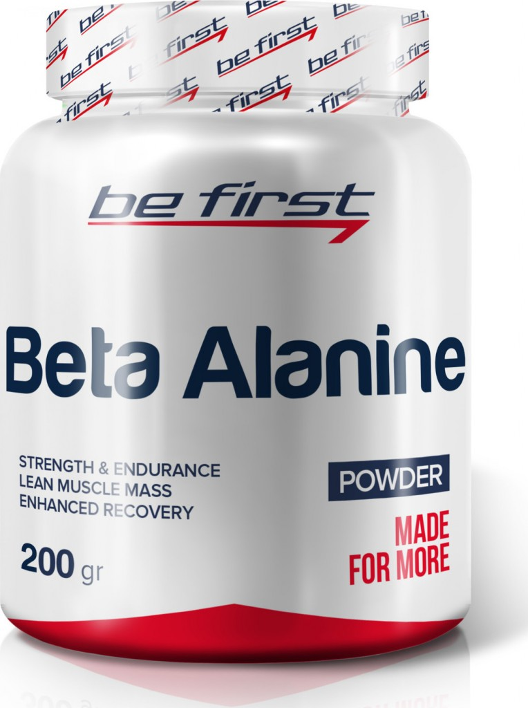 Be First Beta Alanine Powder