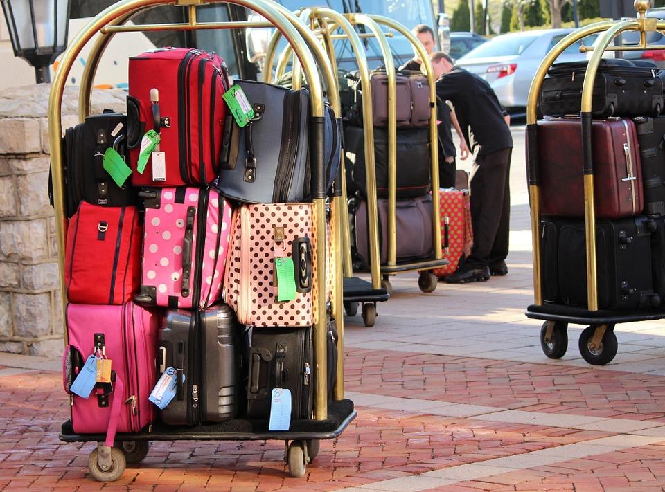 Bellman Luggage Cart 104031 960 720