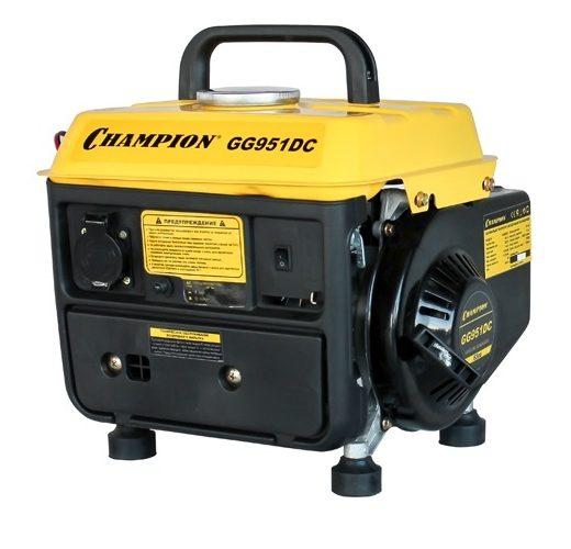 Benzinovyj Generator Champion Gg951dc 650 Vt E1586805808713