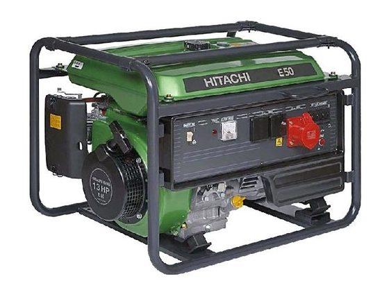 Benzinovyj Generator Hitachi E50 3p 4200 Vt E1586806328928