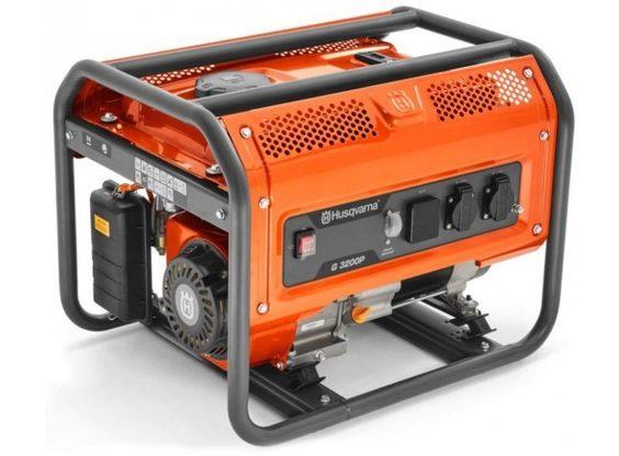 Benzinovyj Generator Husqvarna G3200p 2800 Vt E1586806154225