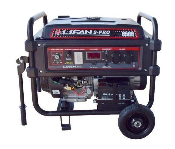 Benzinovyj Generator Lifan S Pro 6500 6000 Vt E1586806430724