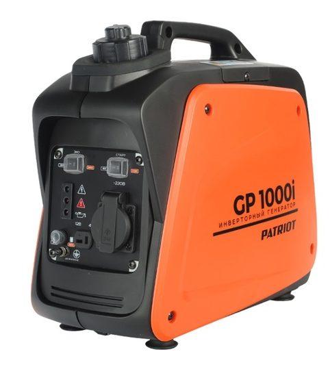 Benzinovyj Generator Patriot Gp 1000i 700 Vt E1586805862942