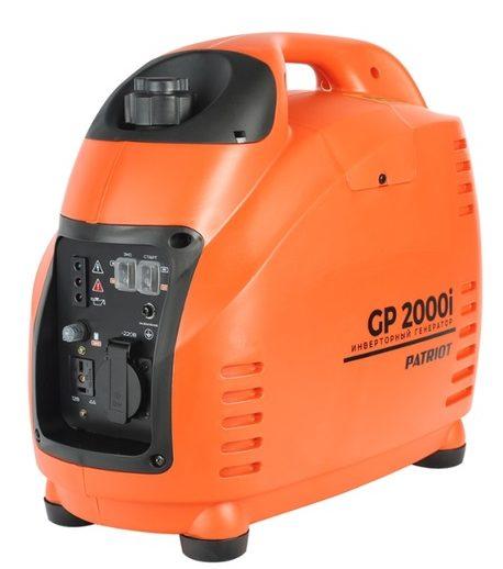 Benzinovyj Generator Patriot Gp 2000i 1500 Vt E1586805979805
