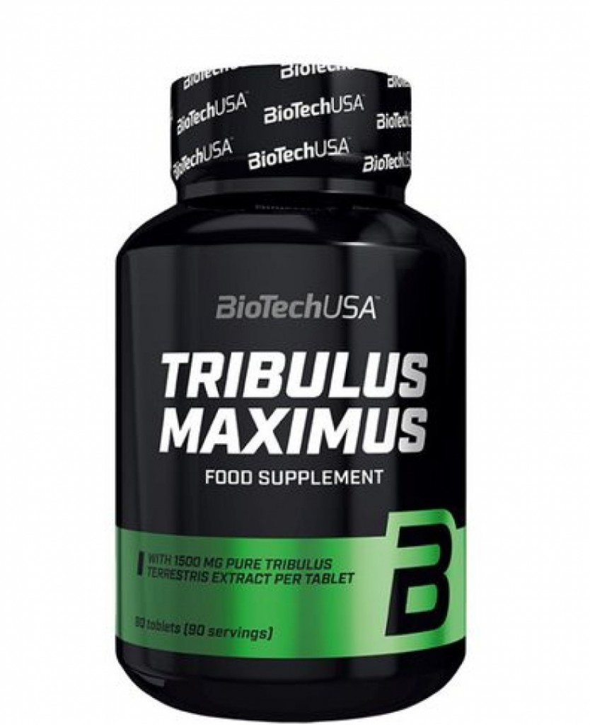 Biotech Usa Tribulus Maximus Extra Strong