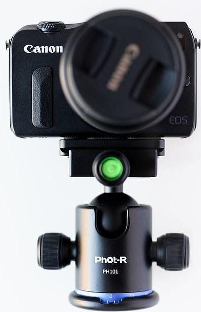 Black Canon Camera E1581634859614