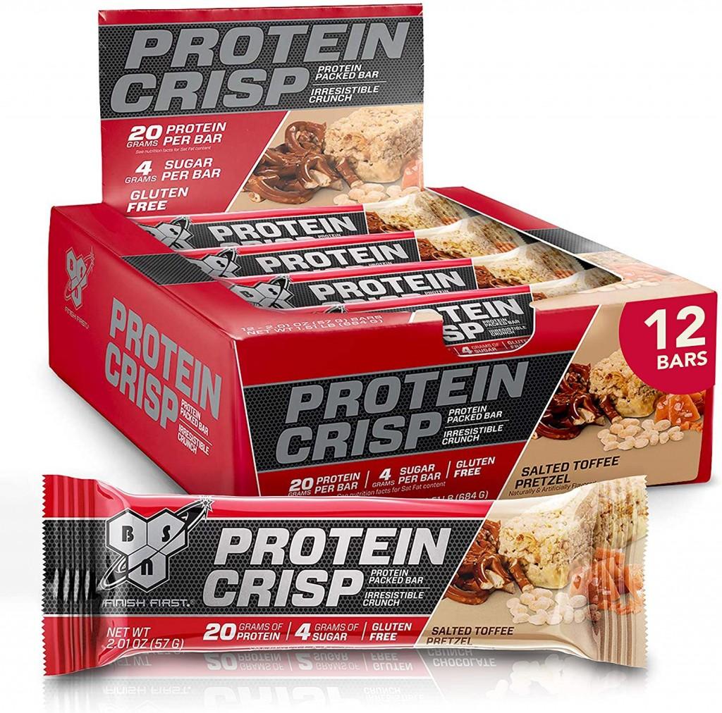Bsn Protein Crisp