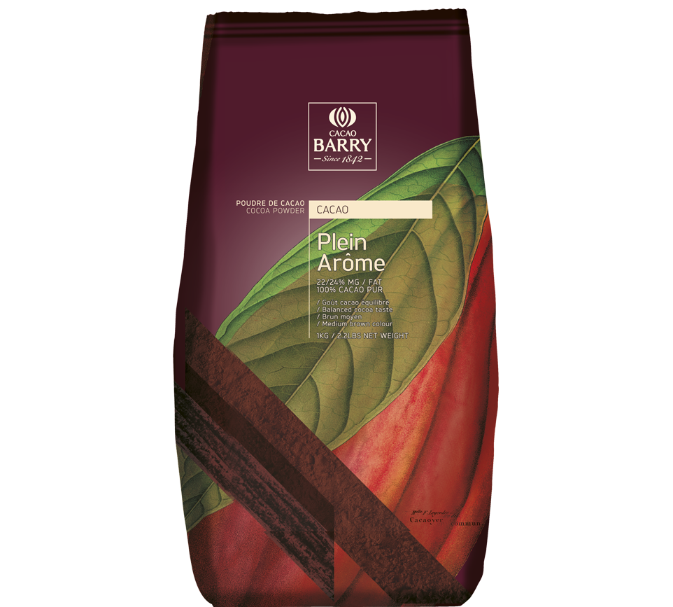 Cacao Barry Plein Arome
