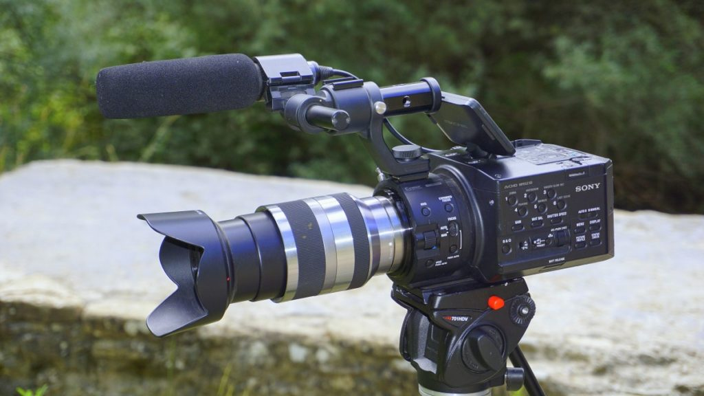 Camera Video Sony Video Realization Film Camera Cinema Videos Silhouette 543392 1024x576