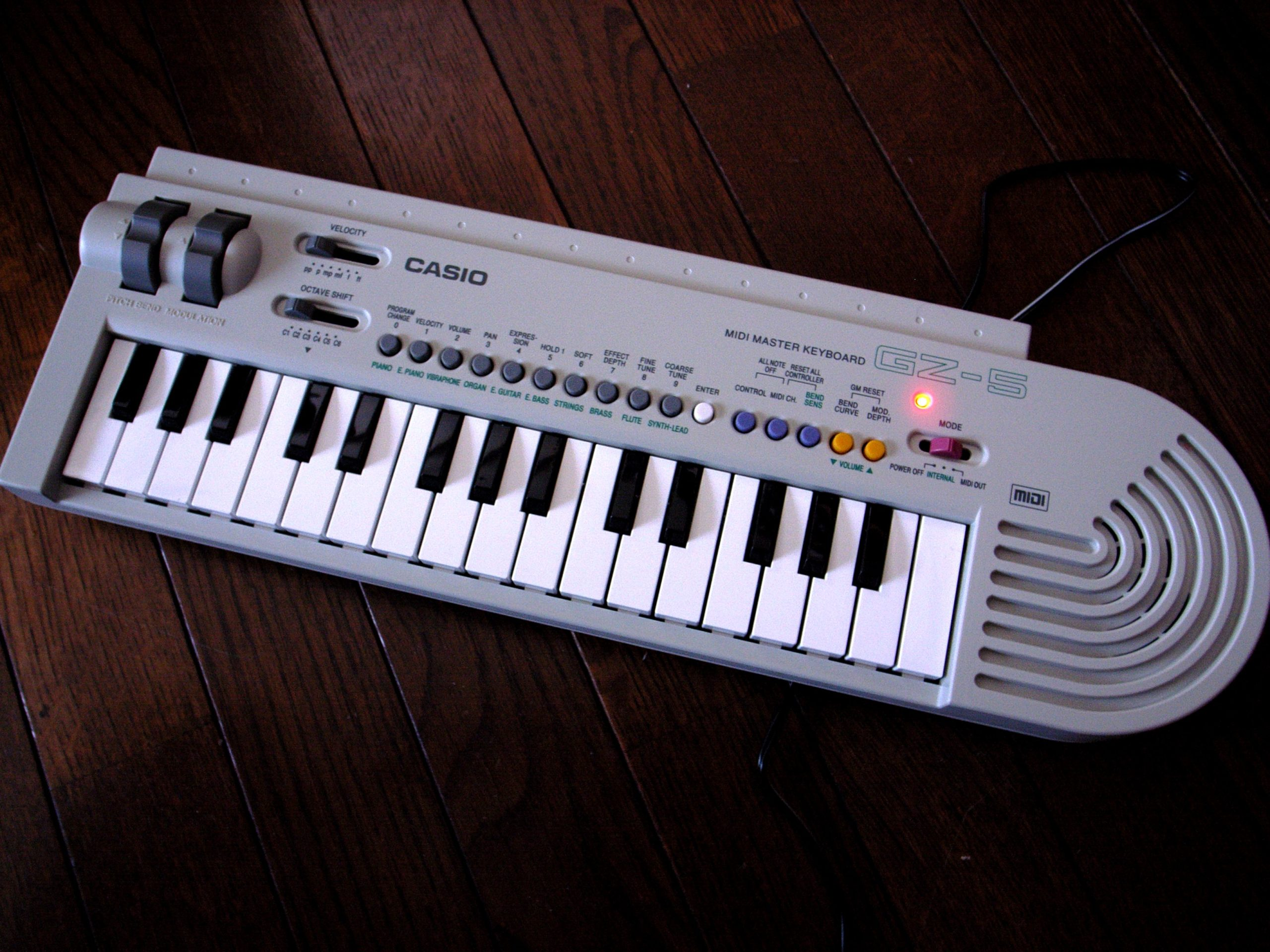 Casio Gz 5 Midi Master Keyboard Scaled