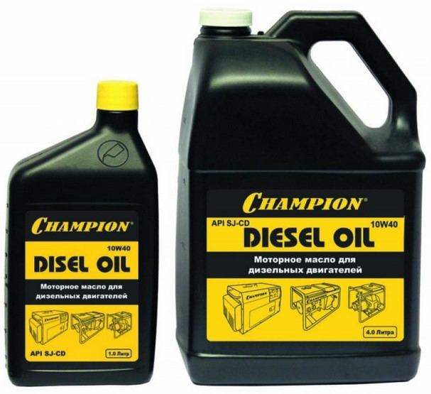 Champion Diesel Oil 10w 40 1 L