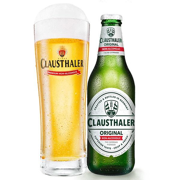 Clausthaler Non Alcoholic Original 1