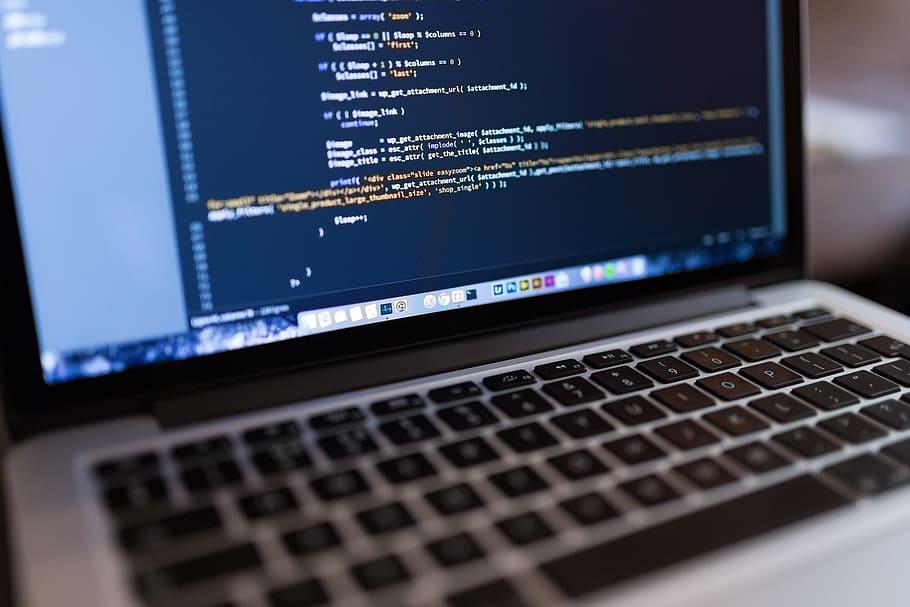 Code Coder Coding Computer